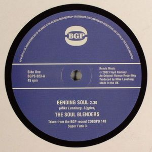 Soul Blenders - Bending Soul / Soul Blenders - Funky Night Club - BGPS023