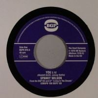Spanky Wilson - You / Sunshine Of Your Love - BGPS015