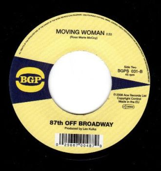 The Love Experience - Are You Together For The New Day / 87th Off Broadway - Moving Woman