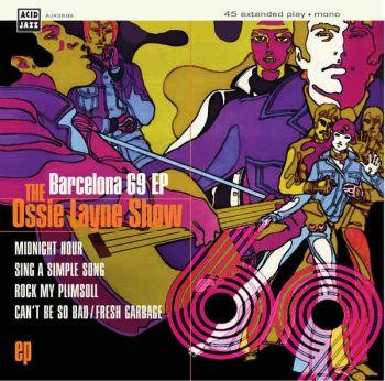 Ossie Layne Show - Barcelona 69 EP