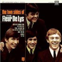 The Fleur De Lys -The Two Sides Of The Fleur De Lys EP - AJX225S