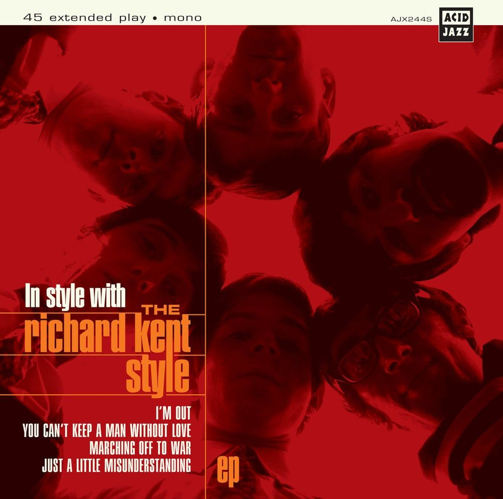 The Richard Kent Style - In Style With The Richard Kent Style EP