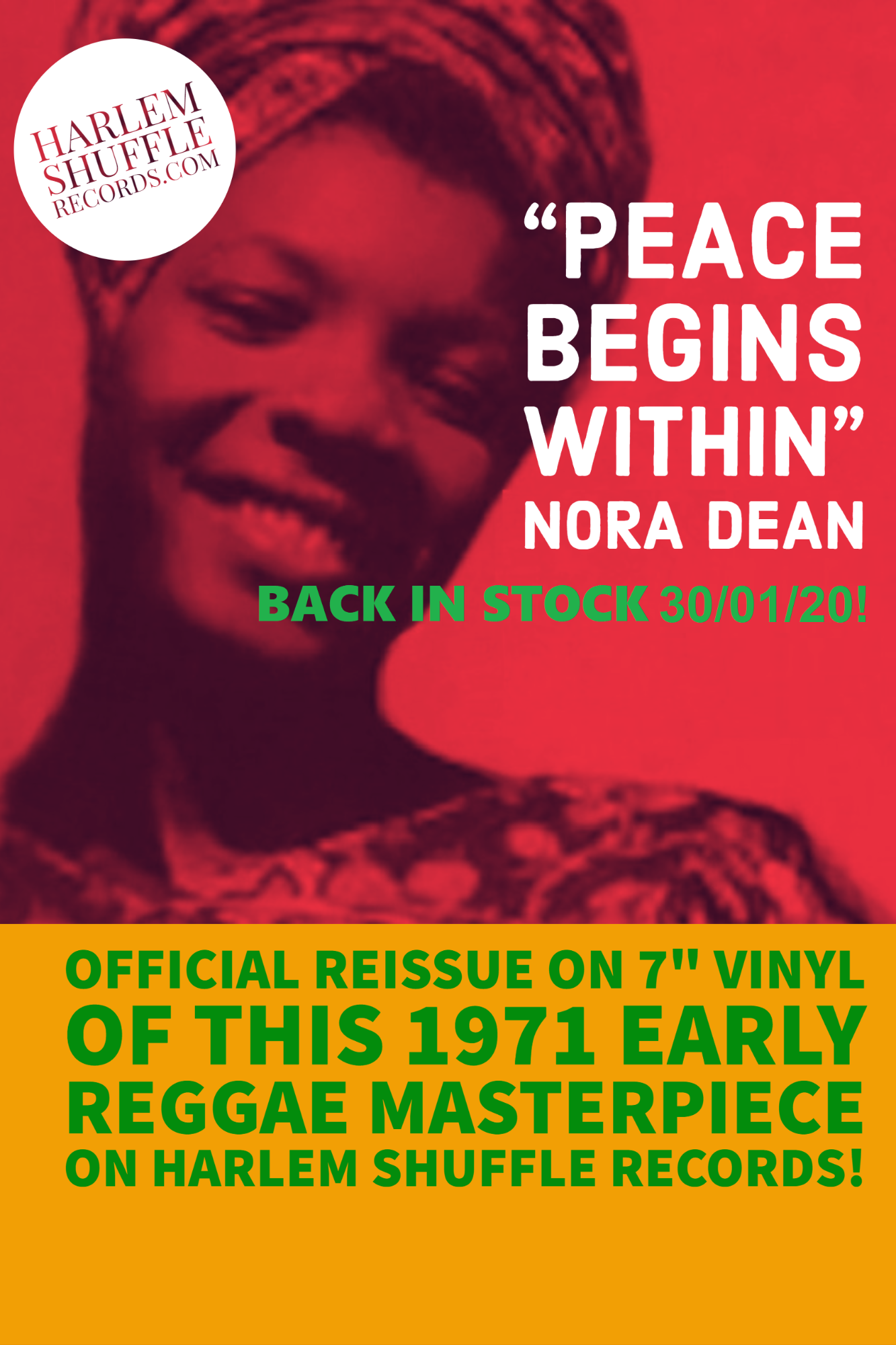 Nora Dean Back  in stock