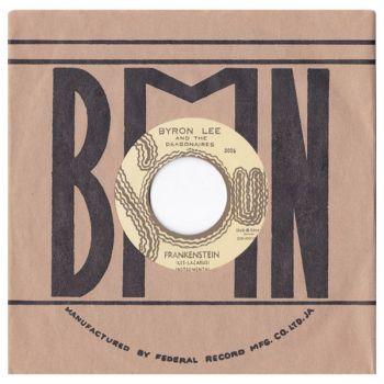 Byron Lee And The Dragonaires – Frankenstein / Musical Pressure