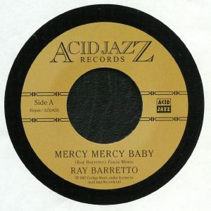 Ray Baretto - Mercy Mercy baby