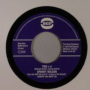 "Spanky Wilson - Sunshine Of Your Love / You - 7 "" vinyl reissue"