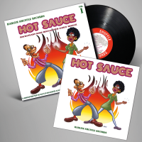 HOT SAUCE VOLUME 1 - HSRSS-LP-0001