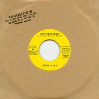 Keith & Tex - Stop That Train / Bobby Ellis & The Jets – Feeling Peckish - DSRDH7003