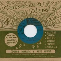 Lee Perry - Feel Like Jumping /  Roland Alphonso - Christine Keeler - DSRCS7028