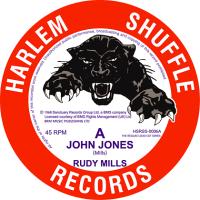 Rudy Mills - John Jones / The Crystalites Bombshell - HSRSS-0006-1