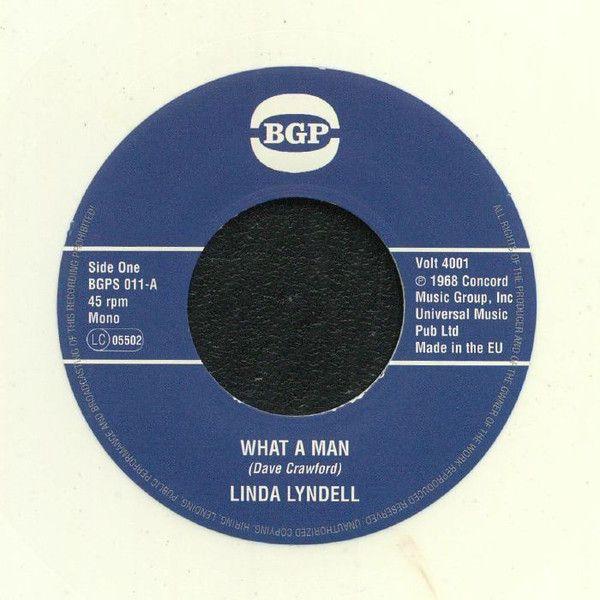 Linda Lyndell - What A Man / /Billy Hawks - O Baby (I Believe I'm Losing Yo