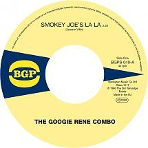 Googie Rene Combo - Smokey Joe's La La / Jack McDuff - Hot Barbeque