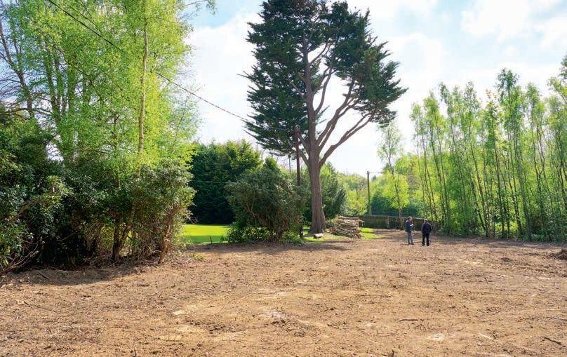 Building plot Lincolnshire