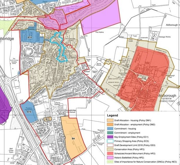Fytche-Taylor Planning and Land Consultants North Lincolnshire Local Plan Call for Sites