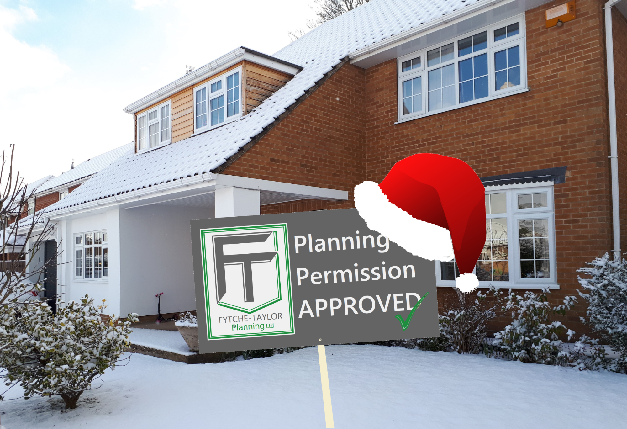 Fytche-Taylor Planning Christmas Hours Planning Consultant Lincoln