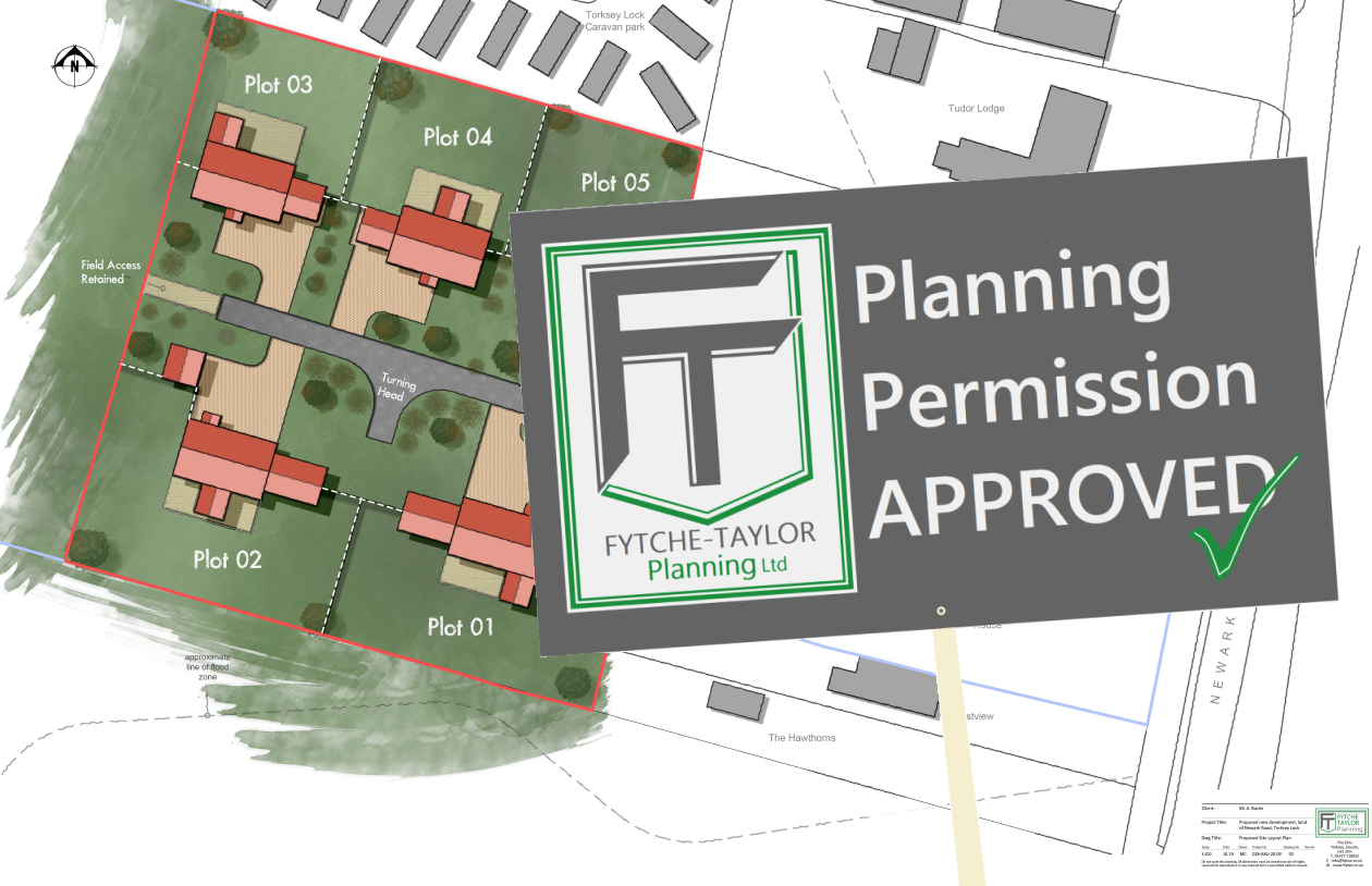 Planning Consultants in Lincoln Lincolnshire planning permission planning application granted approved design and architecture