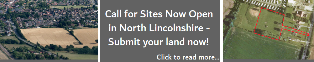 North Lincs Call for Sites