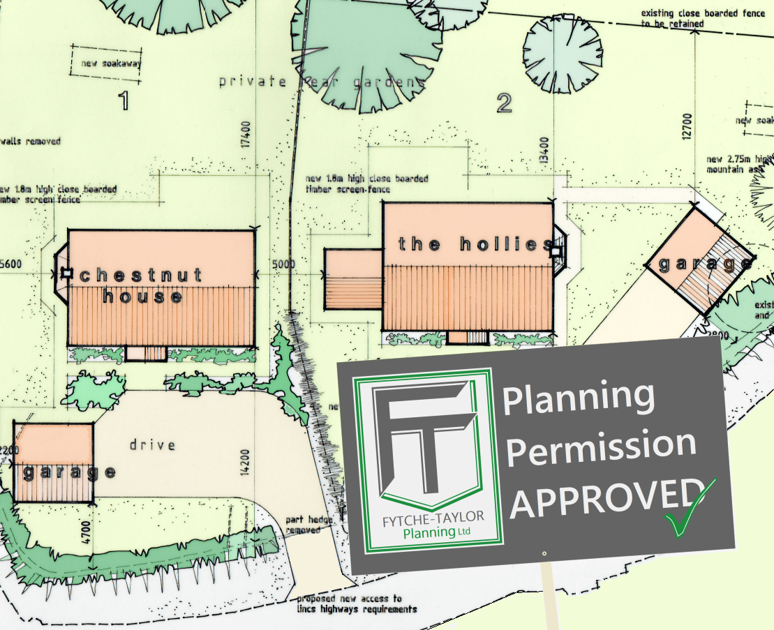 Fytche-Taylor Planning Christmas Hours Planning Consultant and Planning Permission incoln