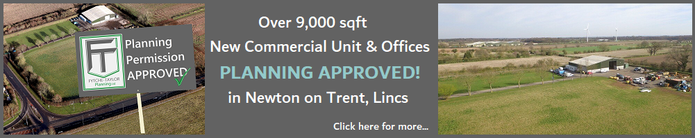 RSM Maintenance Ltd Planning Approved for Commercial Development