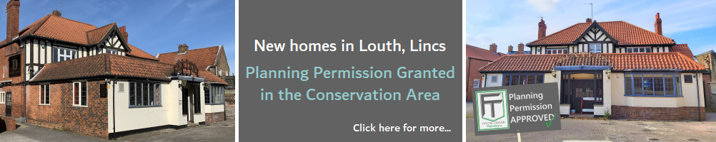 Change of use granted planning permission in Louth