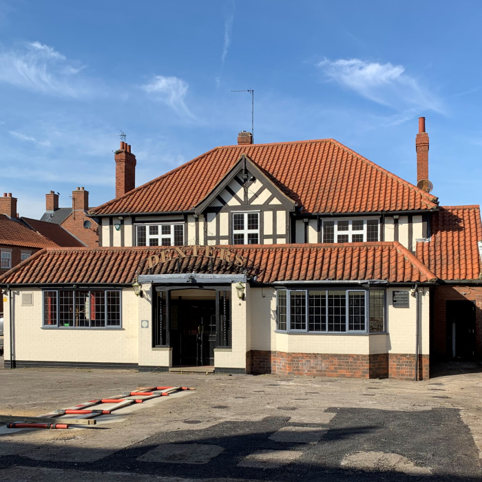 Planning Approved for conversion in the  Louth Conservation Area!  It's great to be ending the week with another successful #planning project, with full permission granted for the conversion of a large former pub to form 3 new residential dwellings.