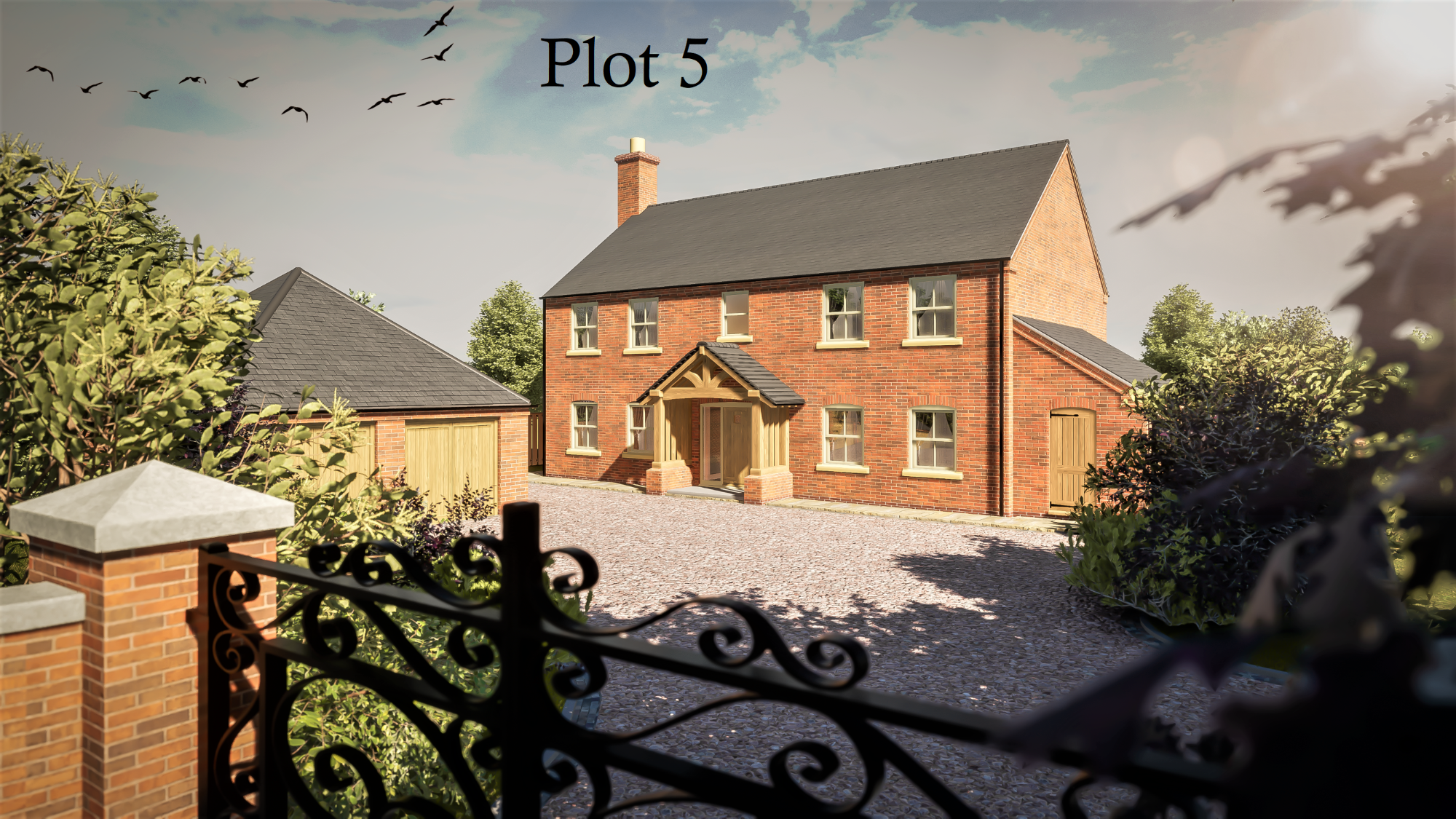 Plot 5 White House Farm - Plots with full planning permission in Lincolnshire