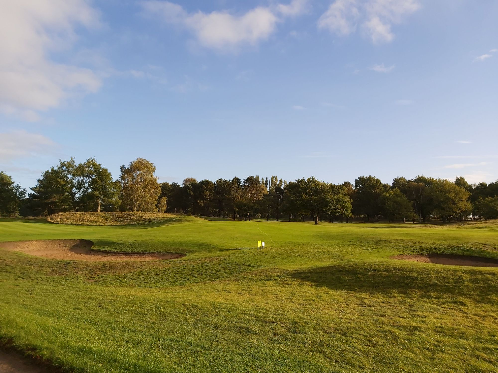 New Golf Pro Studio at Lincoln Golf Club. Planning Consultants: Fytche-Taylor Planning Ltd, Lincoln