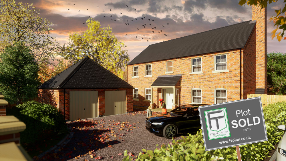 An exclusive development of only 5 properties. Plots from £140,000 with Planning Permission for 5 bedroom homes.