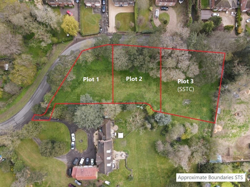 Building Plots for Sale in Manby near Louth, Lincolnshire. With Outline Planning Permission, exclusive development with plots from £140,000 each