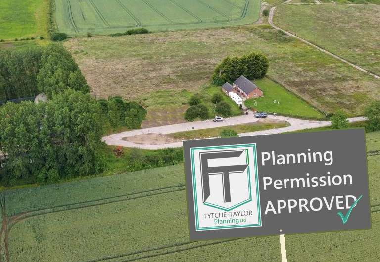 Planning Permission Approved - Residential Occupancy Condition Removed