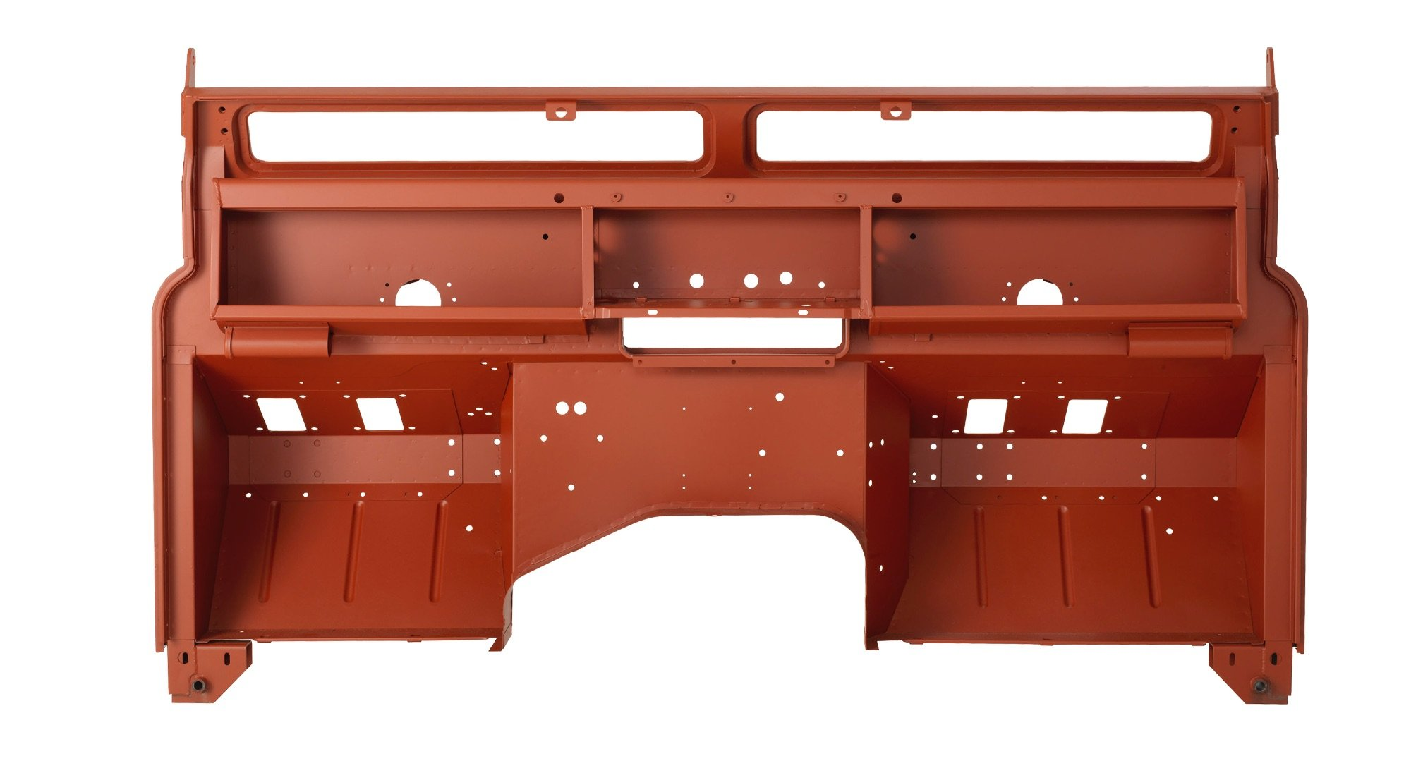 Pegasus Parts - Red Oxide - BH S2a Type 4 - Cab Side View - 110418 v2