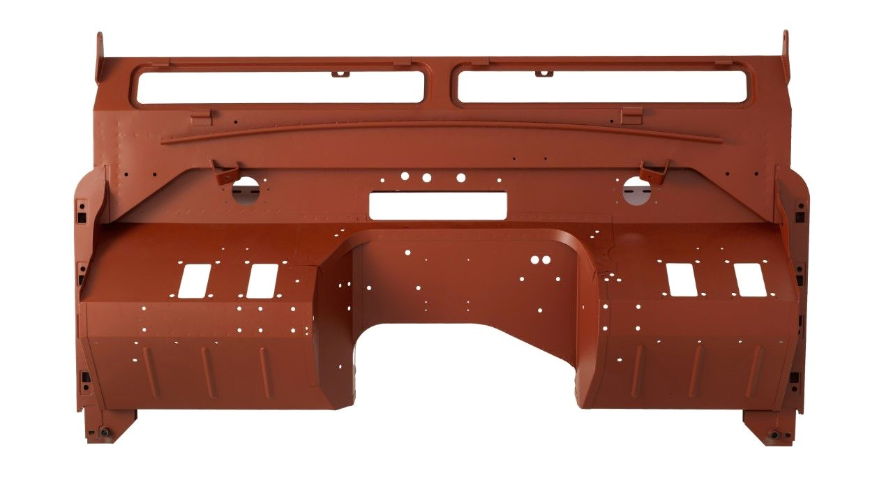 thumbnail_Pegasus Parts - Red Oxide - BH S2a Type 4 - Engine Side View - 11