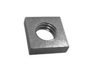 """NS 604011 - Square Nut, 1/4"""" UNF Threaded"""