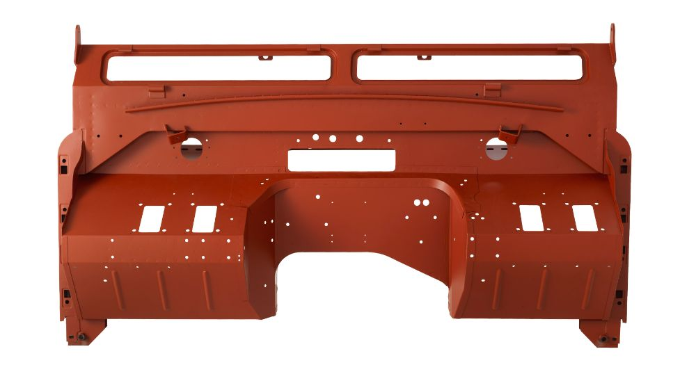 Complete Bulkhead for Series 2/2a