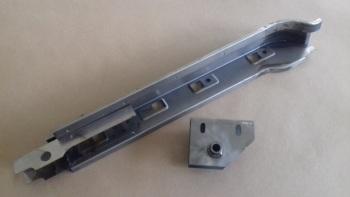 BSA 59-DP-LH - Door Pillar Sub-Assembly, LH Side, Type 2