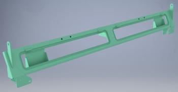 346263 - Bulkhead Upper Assembly, Series 2a Lightweight
