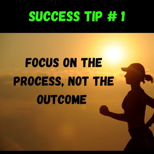 Success tip #1