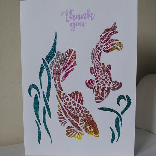 Thank you Fish