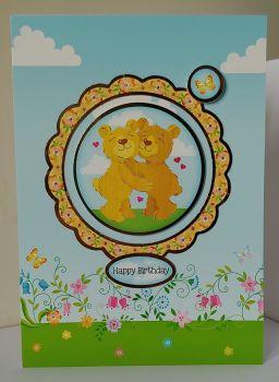 """A """"Beary"""" Happy Birthday"""