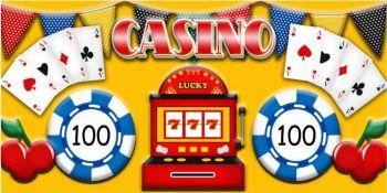 Casino hand sanitiser gel 50ml bottle - personalised