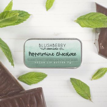 Peppermint Chocolate Lip Butter