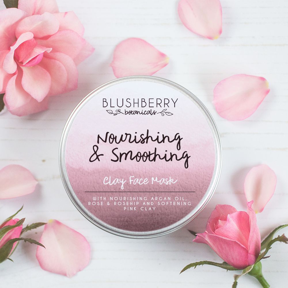 Nourishing & Smoothing Clay Face Mask