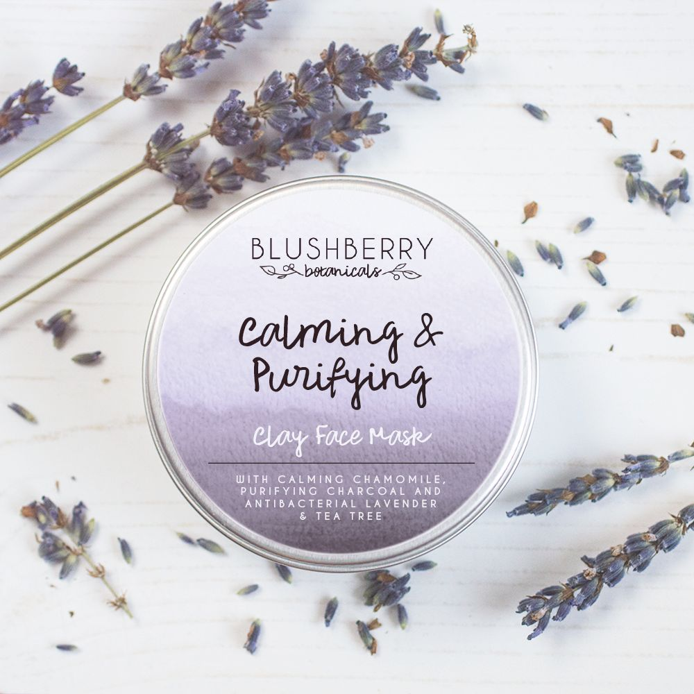 Calming & Purifying Clay Face Mask