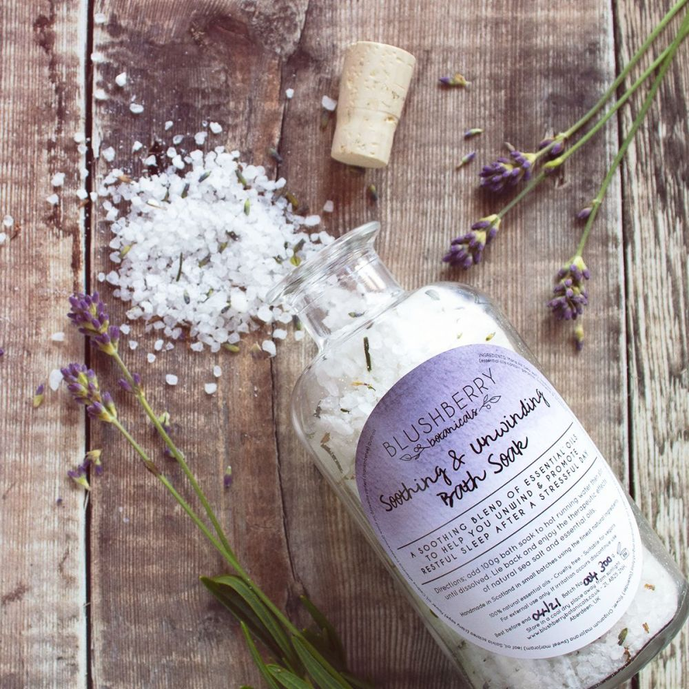 Soothing & Unwinding Bath Soak