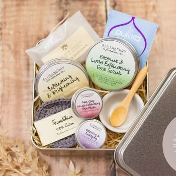 Luxury Facial Pamper Eco Gift Set