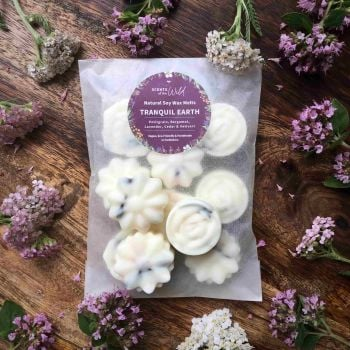 Tranquil Earth Botanical Wax Melts