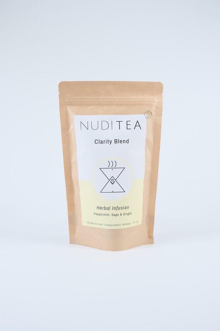 Clarity Blend - 15 Whole Leaf Tea Bags
