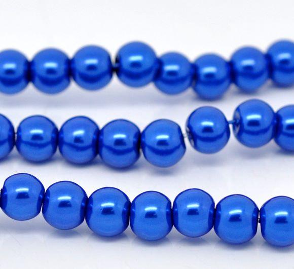 Dark Blue 6mm