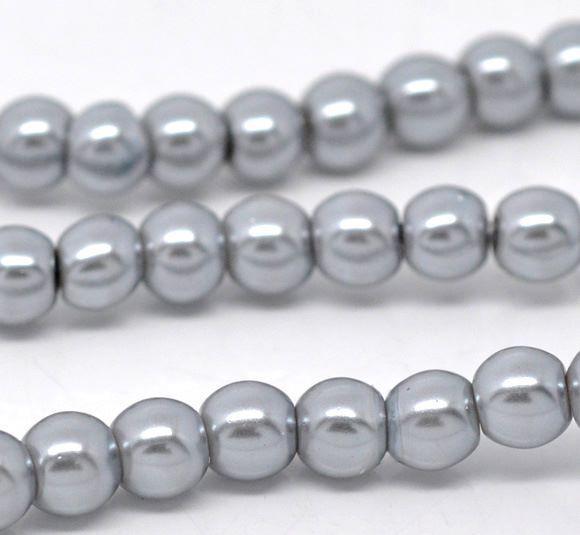 Grey 8mm