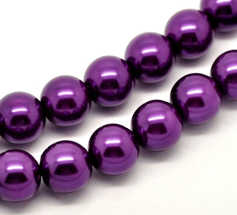 Dark Purple 12mm